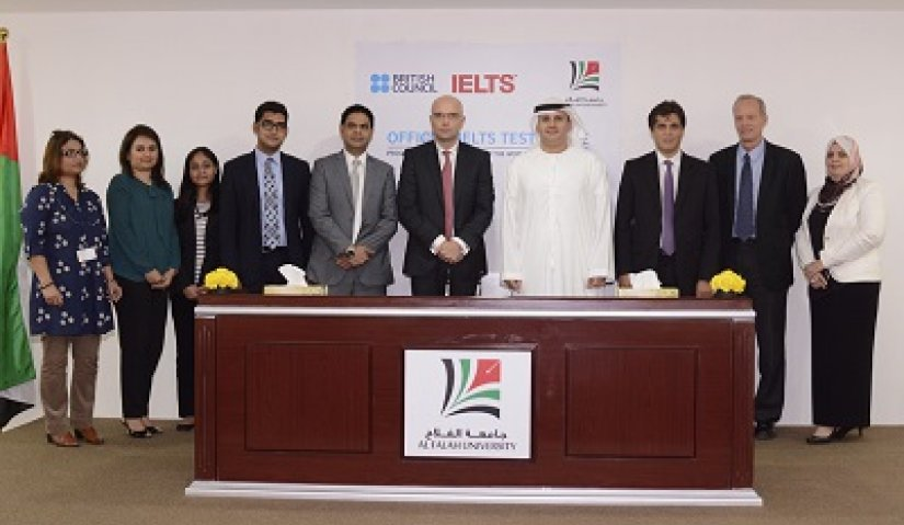 Al Falah University is now an official IELTS test venue in dubai