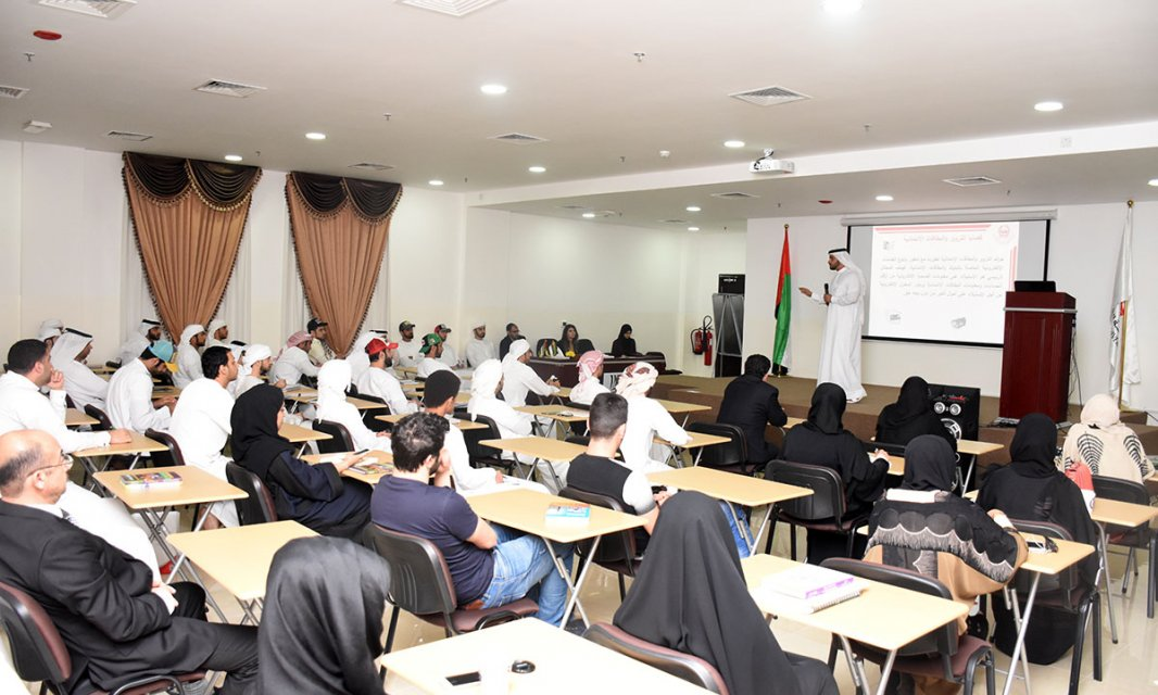 Al Falah University held a lecture on Cyber Crimes