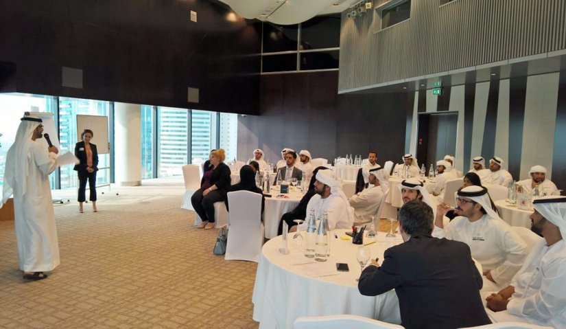 Al Falah University Students Participate In a Workshop on