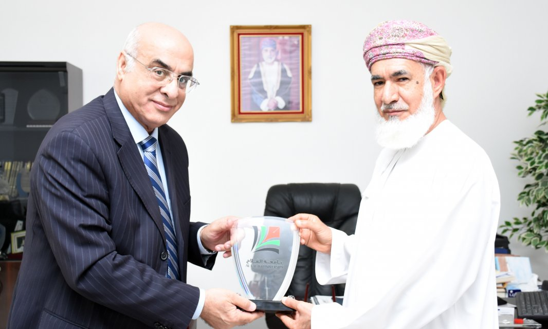 Affiliation between Al Falah University and the Cultural Attaché of the Embassy of Oman