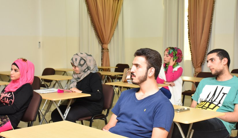 A Training Workshop for Al Falah University Students on Organizing Conferences