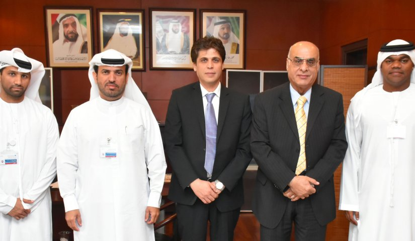 Cooperation with the Department of Islamic Affairs and Charitable Activities