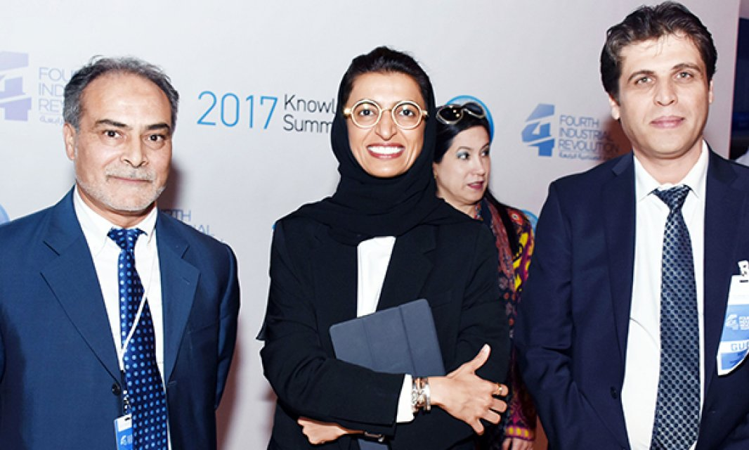 "Knowledge Summit 2017: ""Knowledge and the 4th Industrial Revolution"""