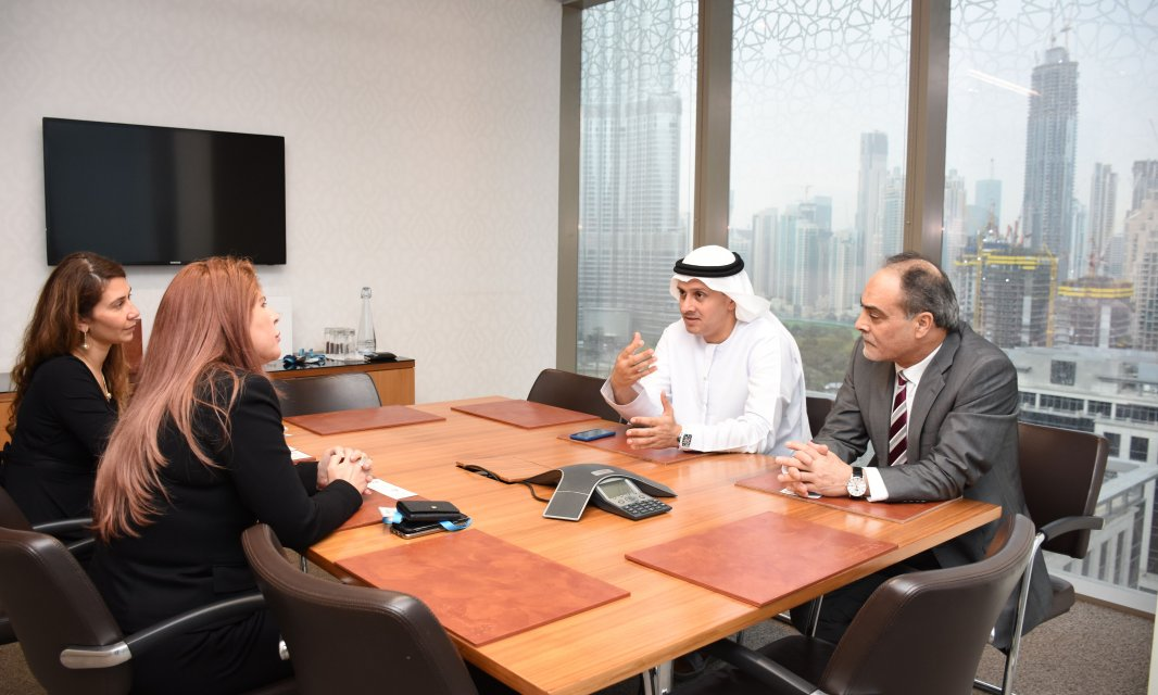 Al Falah University Enhances Cooperation with Standard Chartered Bank