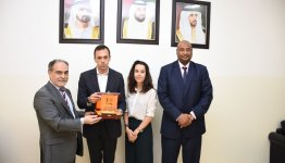 Al Falah University and IULM University of Milan Discuss Ways of Joint Cooperation