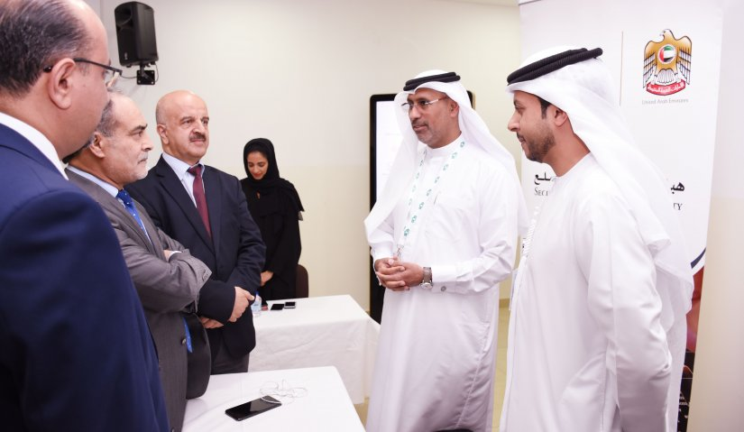 Al Falah University in Dubai Hosts the 1st Business Exhibition With the Presence of Several Governmental and Private Institutions