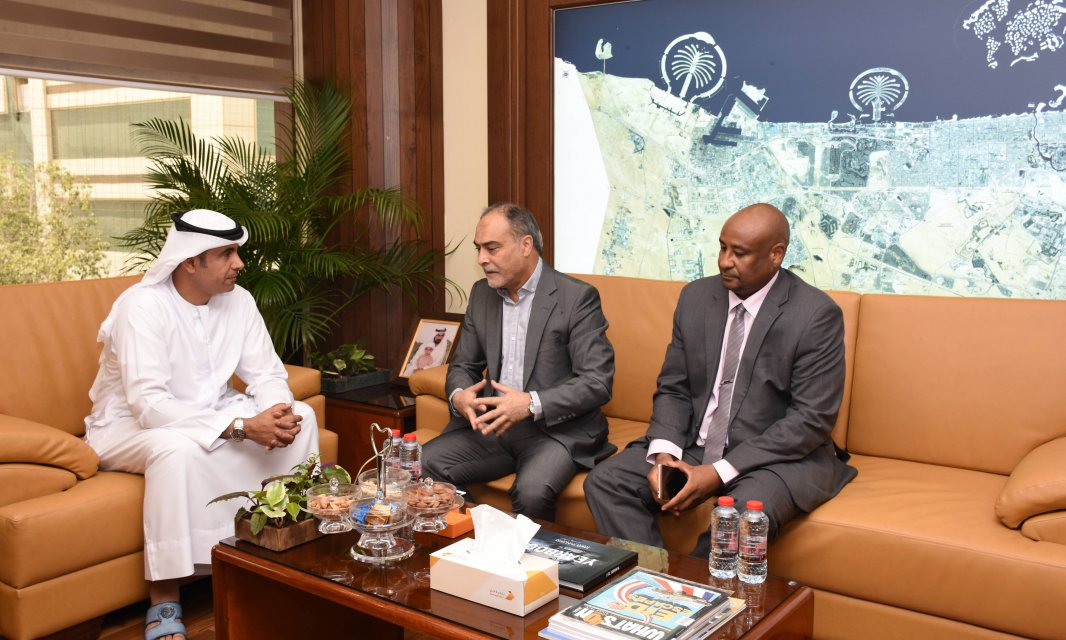 Al Falah University is looking for ways to cooperate with Dubai Municipality
