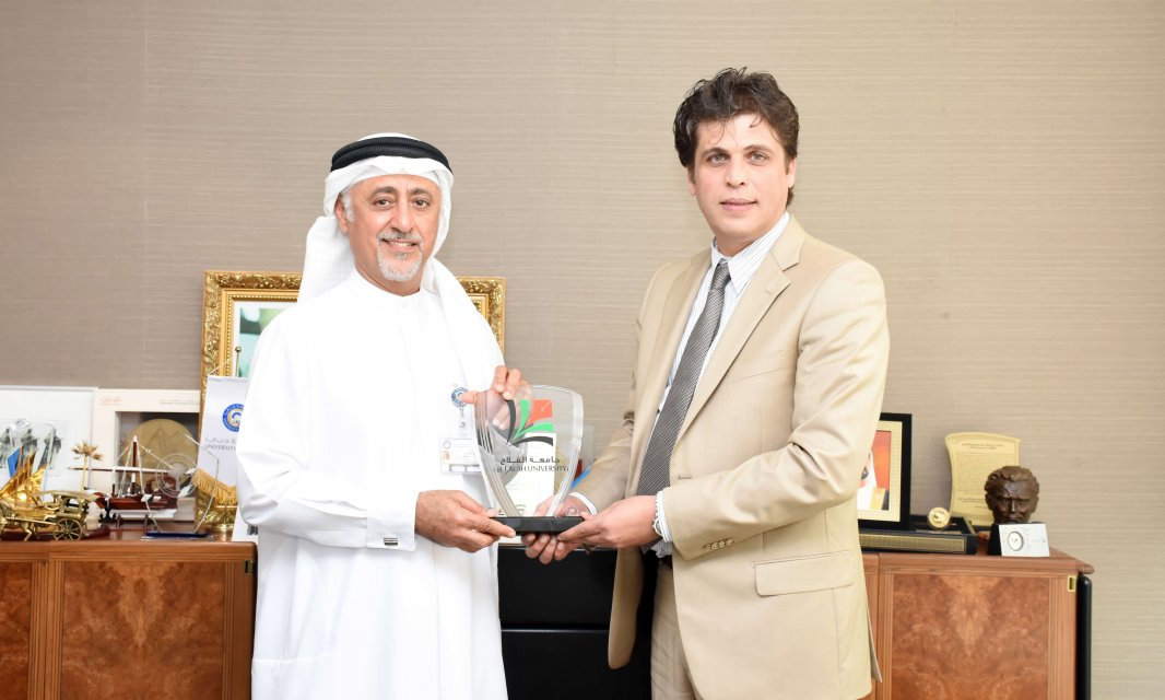 Al Falah University Consorted with Emirates Scientific Club