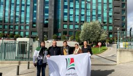Al Falah University Students on an Educational Visit to Spain