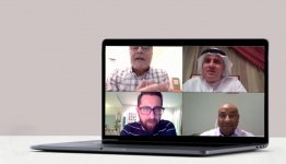 A VIRTUAL MEETING FOR AL FALAH UNIVERSITY FAMILY TO EXCHANGE CONGRATULATIONS ON EID AL FITR