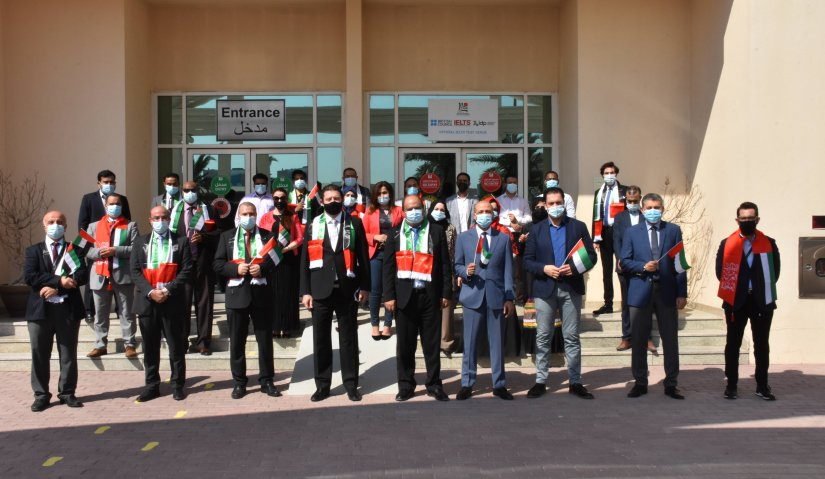 Al Falah University Celebrates UAE Flag Day